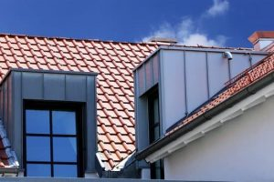 Metal Roof Styles Range from Standing Seam to Spanish Tile